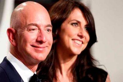 Jeff Bezos, dueño de Amazon y el hombre más rico del mundo, anuncia en Twitter su divorcio