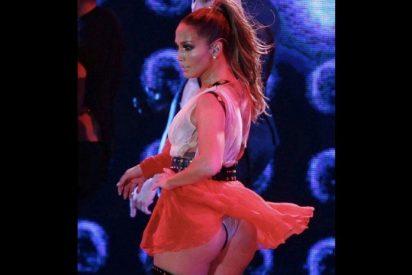 Jennifer López sin botox y ácido hialurónico en la cara da una lección a Shakira y Kim Kardashian