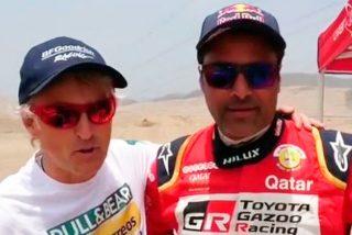Jesús Calleja cuenta todos los secretos del 'Dakar 2019' antes de comenzar el Rally