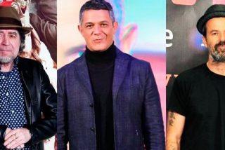 La SGAE denuncia por presunto fraude fiscal a Joaquín Sabina, Alejandro Sanz y Pau Donés