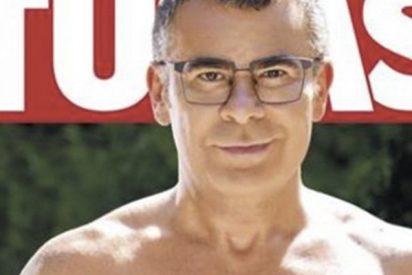 Jorge Javier Vázquez tiene más peligro que una piraña en un bidé y se desnuda para compartir su felicidad