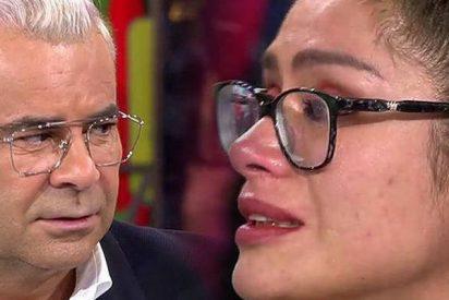 Las sucias y traicioneras palabras de Jorge Javier Vázquez que quiebran a Miriam Saavedra