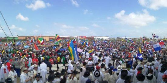 La JMJ, el evento eclesial que congrega a más gente que unos Juegos Olímpicos
