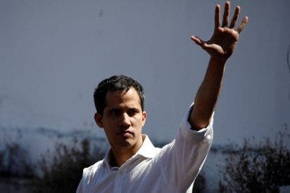 """Juan Guaidó, apoyó el alzamiento militar en Caracas: """"Es una muestra del sentimiento generalizado"""""""