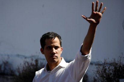 El hijo de Bolsonaro apoya a Juan Guaidó para vencer la dictadura de Maduro