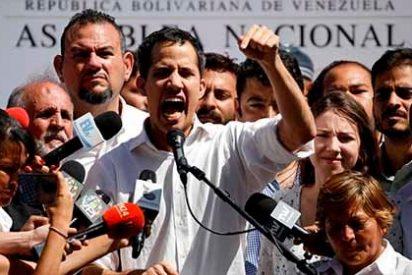 El mensaje de Juan Guaidó en La Guaira luego de ser liberado por la dictadura chavista