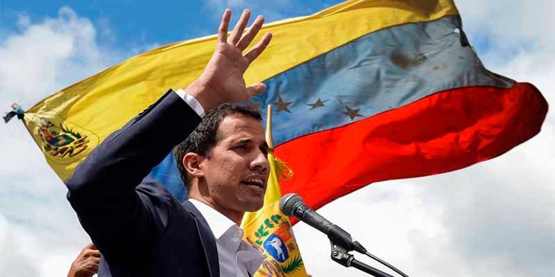 """El Parlamento Europeo: """"Juan Guaidó es el presidente de Venezuela"""""""