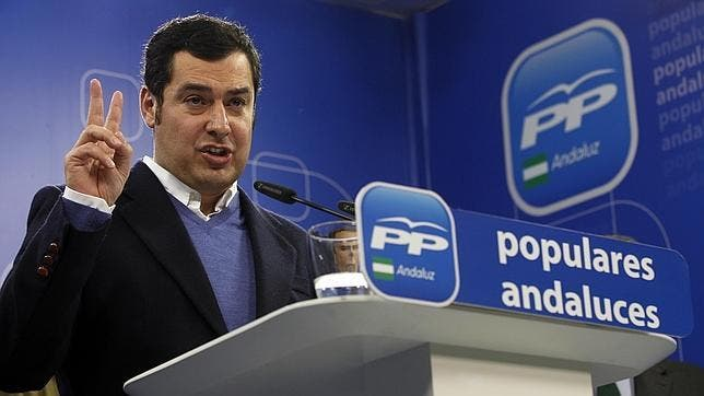 ¿Reflotará Andalucía del furgón de cola con Ciudadanos y el PP?