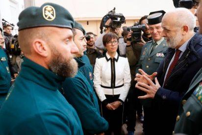 Los jueces denuncian al socialista director de la Guardia Civil por revelar un secreto de Julen