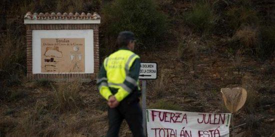 La Guardia Civil investiga a un individuo por salvajes vejaciones al pequeño Julen