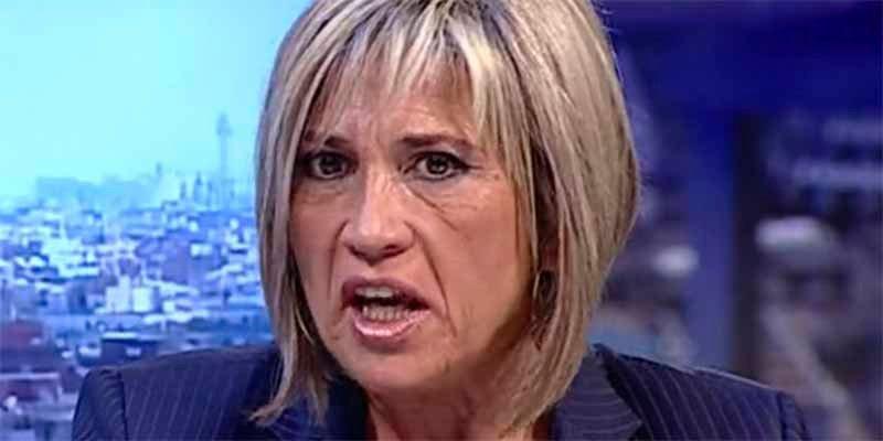 """Julia Otero echa pestes contra la Renfe del socialista Abalos: """"Estamos tirados en medio de la nada"""""""