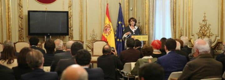 """Dolores Delgado: """"Hay que defender la libertad religiosa frente a populismos y extremismos ideológicos"""""""