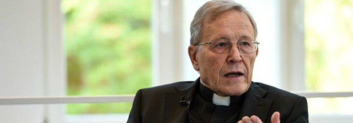 """Kasper denuncia que los enemigos del Papa buscan """"un nuevo cónclave"""""""