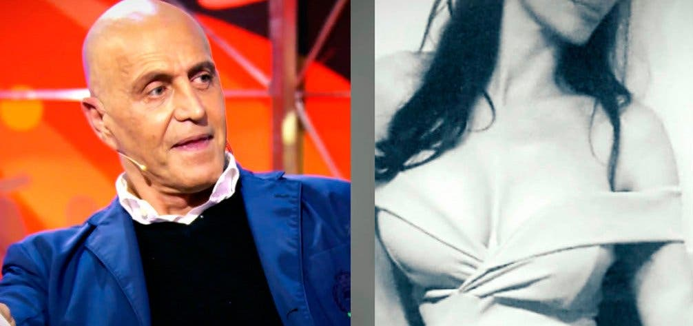 Cristina, la nueva novia de Kiko Matamoros, un clon de Angelina Jolie