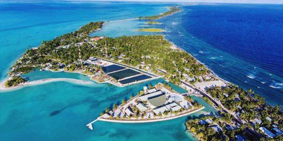 ¿Sabías que Kiribati será el primer país que desaparecerá por el clima?