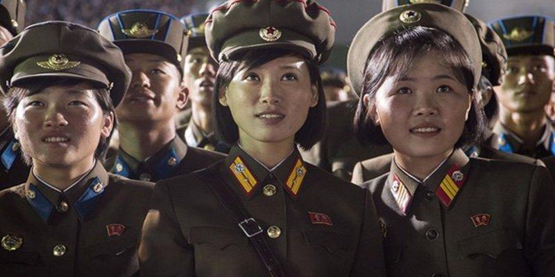 Descubren una base de misiles secreta en Corea del Norte