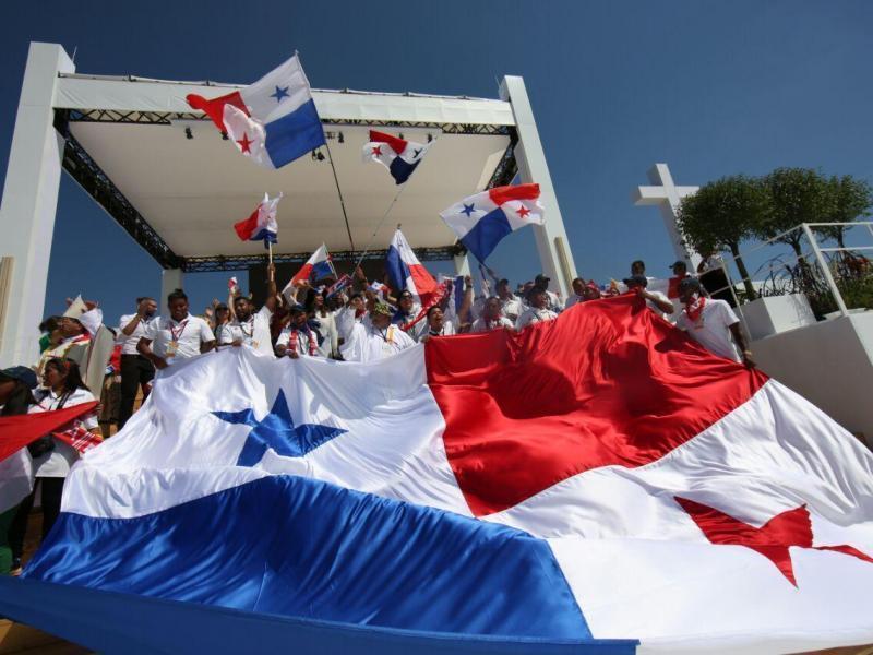 Migración, ecología y menores, ejes de los discursos del Papa en la JMJ de Panamá