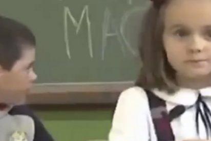 La acongojante respuesta de esta niña al preguntarle para qué sirve el carbón de los Reyes Magos