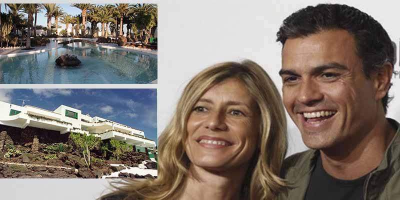 El desprecio del matrimonio Sánchez a los guardias civiles que custodian sus vacaciones