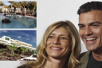¿Sabías que el 'okupa' Sánchez se ha regalado 21 días de vacaciones más de los que le corresponden?