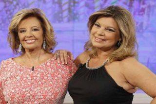 """La bronca de Terelu a gritos con Carmen Borrego: """"¡Vais a matar a María Teresa Campos!"""""""