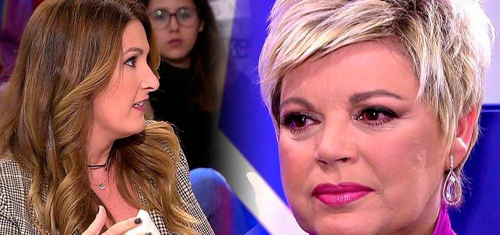 La feroz crítica de Laura Fa a Terelu Campos por su entrevista en 'Sábado Deluxe'