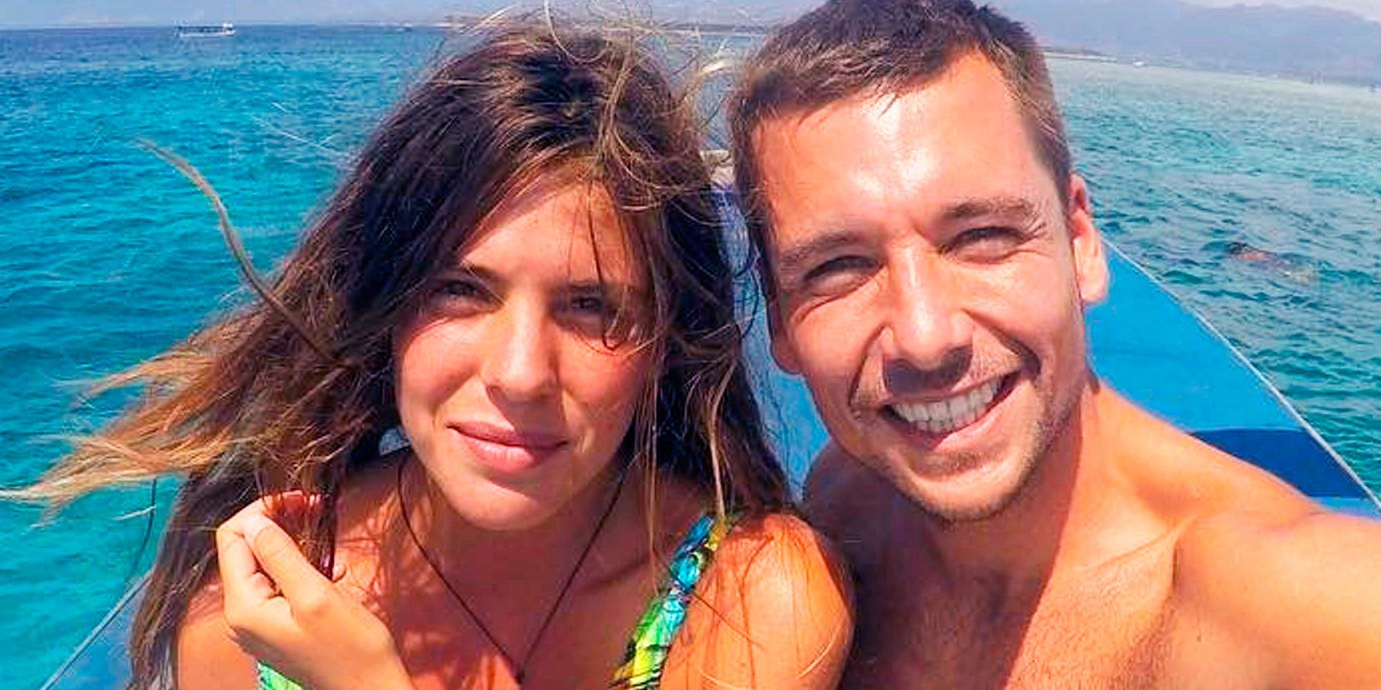 Laura Matamoros y su pareja Benji Aparicio han roto