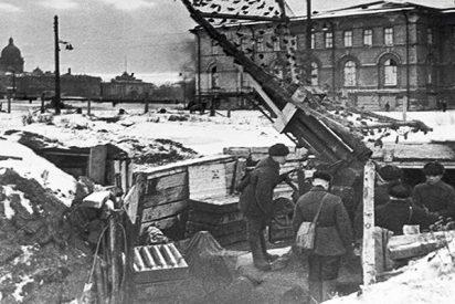 Se cumplen 75 años de la liberación de Leningrado: El lugar más feroz de la II Guerra Mundial