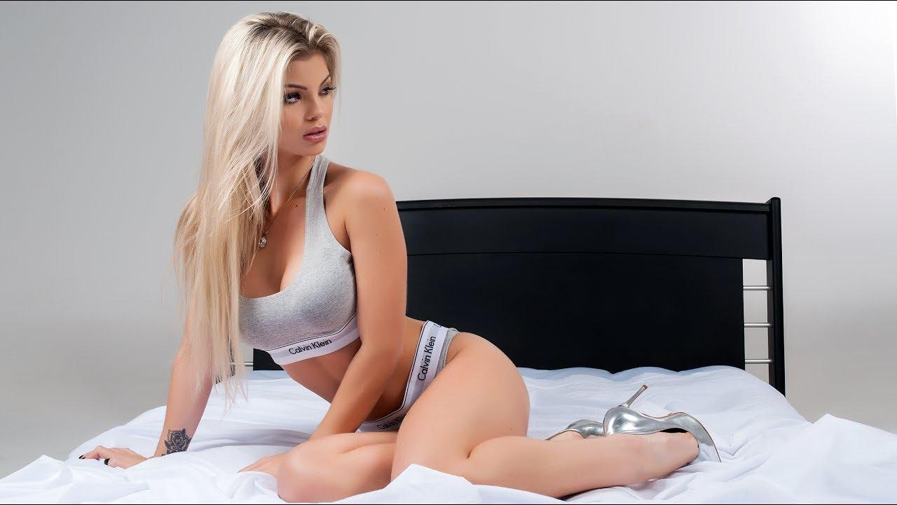 Leticia Rocha, una brasileña con curvas de infarto
