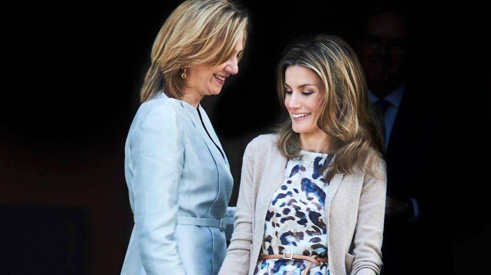 Estalla la Casa Real: Doña Letizia difunde que la Infanta Cristina tiene un amante