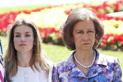 Otra pelea entre Doña Sofía y la Reina Letizia deja la Familia Real rozando la tragedia