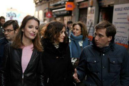 """Andrea Levy será la """"número dos"""" de Martínez-Almeida en la candidatura del PP de Madrid al Ayuntamiento"""