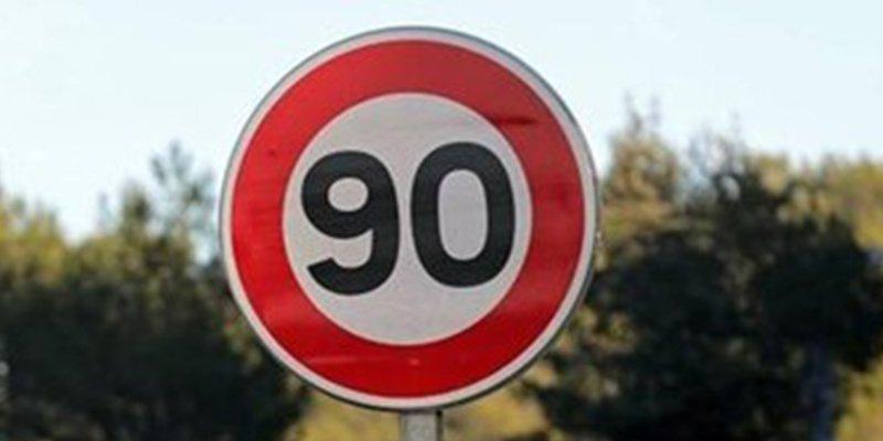 Así son los nuevos límites de velocidad en España