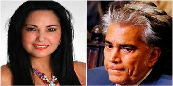 """Lilibeth Morillo a 'El Puma': """"Como padre no vales la pena"""""""