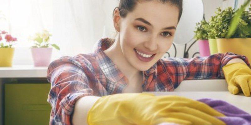 ¿Sabías que los productos para el hogar pueden contaminar el aire?