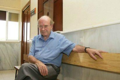 Muere en Málaga Jaime Loring, un jesuita muy singular