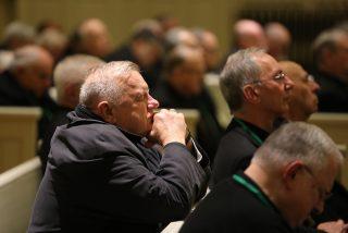 """Sacudida del Papa a los obispos USA: """"Dejemos de proyectar en los otros las propias confusiones e insatisfacciones"""""""