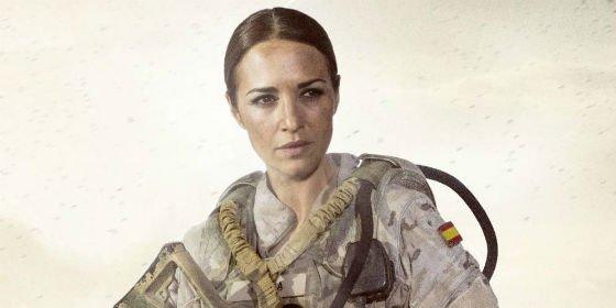 Batacazo de 'Los Nuestros 2': A nadie le interesa ver a Paula Echevarría haciendo de 'Barbie militar'