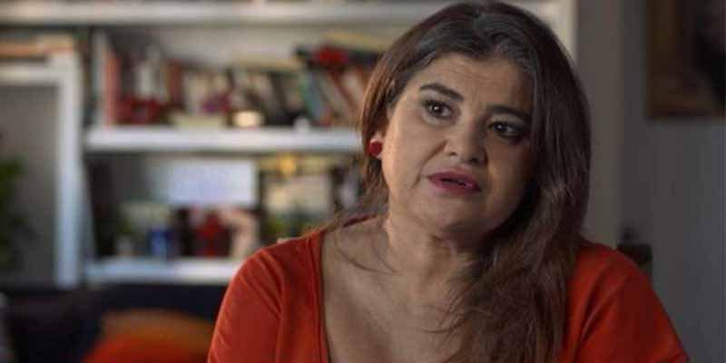 El autozasca político de Lucía Etxebarría: la misma que admite a los proetarras de Bildu se cisca en Vox y le niega que sea un partido democrático