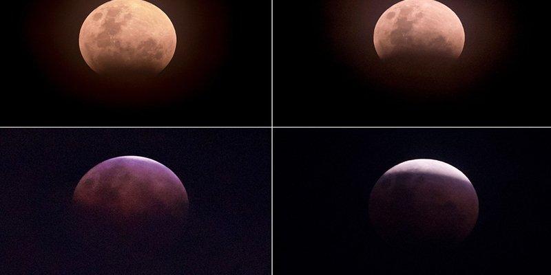 Todo sobre el eclipse lunar de este 2019: la luna de sangre de enero