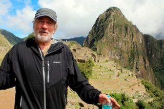 Robert de Niro visitó Machu Picchu