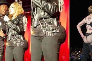 El vídeo que hace sospechar que la veterana Madonna estrena 'culo Kardashian'
