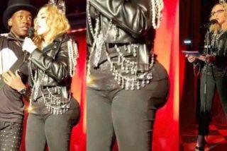 Madonna rompe el silencio sobre su trasero al estilo Kardashian