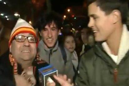 Así fue la reacción del madridismo en el Madrid-Girona