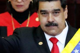 """El dictador Nicolás Maduro se pronuncia tras la autoproclamación de Juan Guaidó como presidente: """"Acá no se rinde nadie"""""""