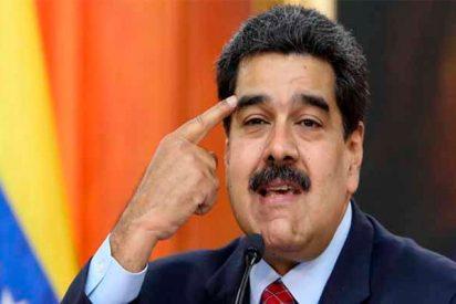 Al tirano Nicolás Maduro le huele ya el culo a pólvora