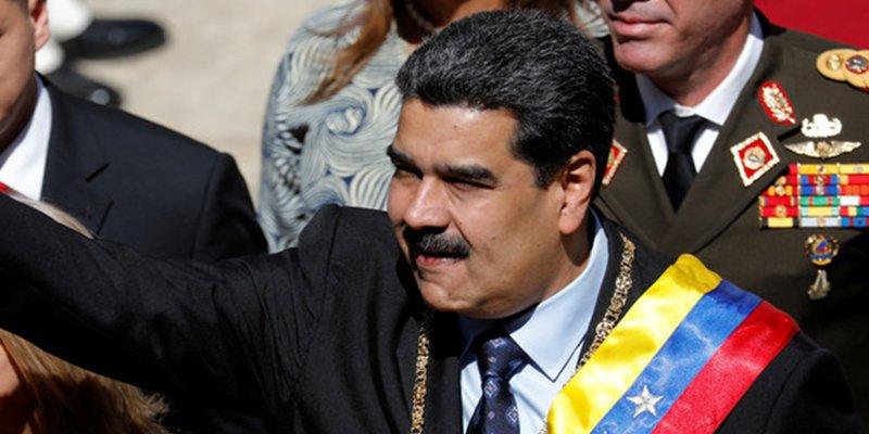"""Maduro quiere """"negociar"""" y propone anticipar elecciones legislativas en Venezuela"""