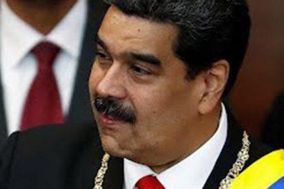 """El dictador Maduro amenaza a Pompeo: """"Tienen 72 horas para retirarse"""""""