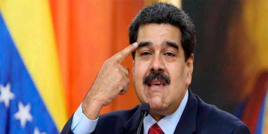 Así canta Maduro el 'Viva España' de Manolo Escobar para chotearse del pájaro Sánchez