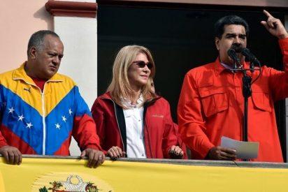 """Nicolás Maduro sangra por la herida: """"He decidido romper relaciones diplomáticas con Estados Unidos"""""""